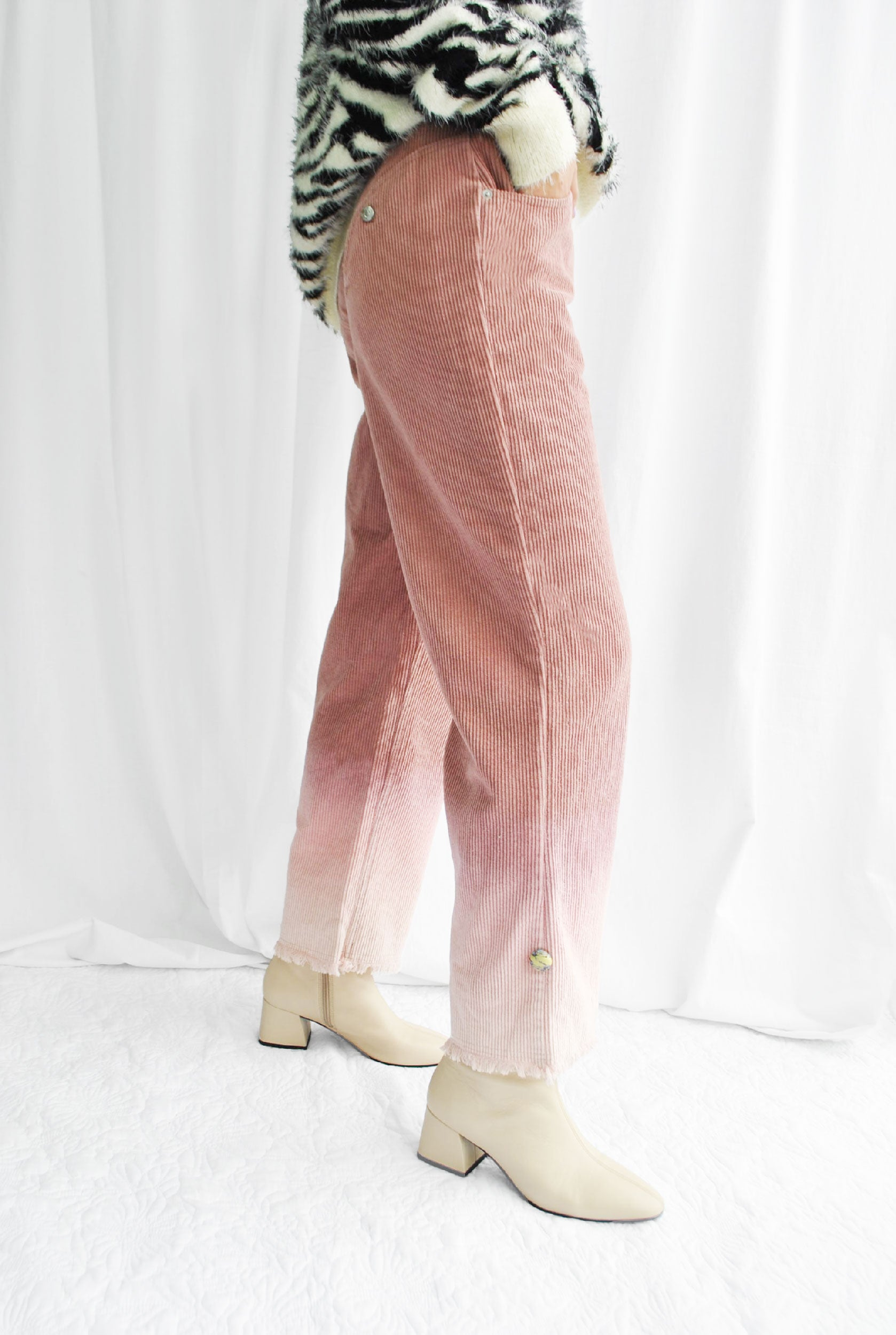 House of Sunny The Fades Cord Trousers