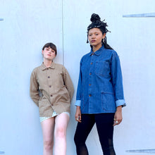 Load image into Gallery viewer, USKEES The #3001 Buttoned Overshirt in Khaki
