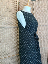 Load image into Gallery viewer, Vintage Japanese Wrap Dress