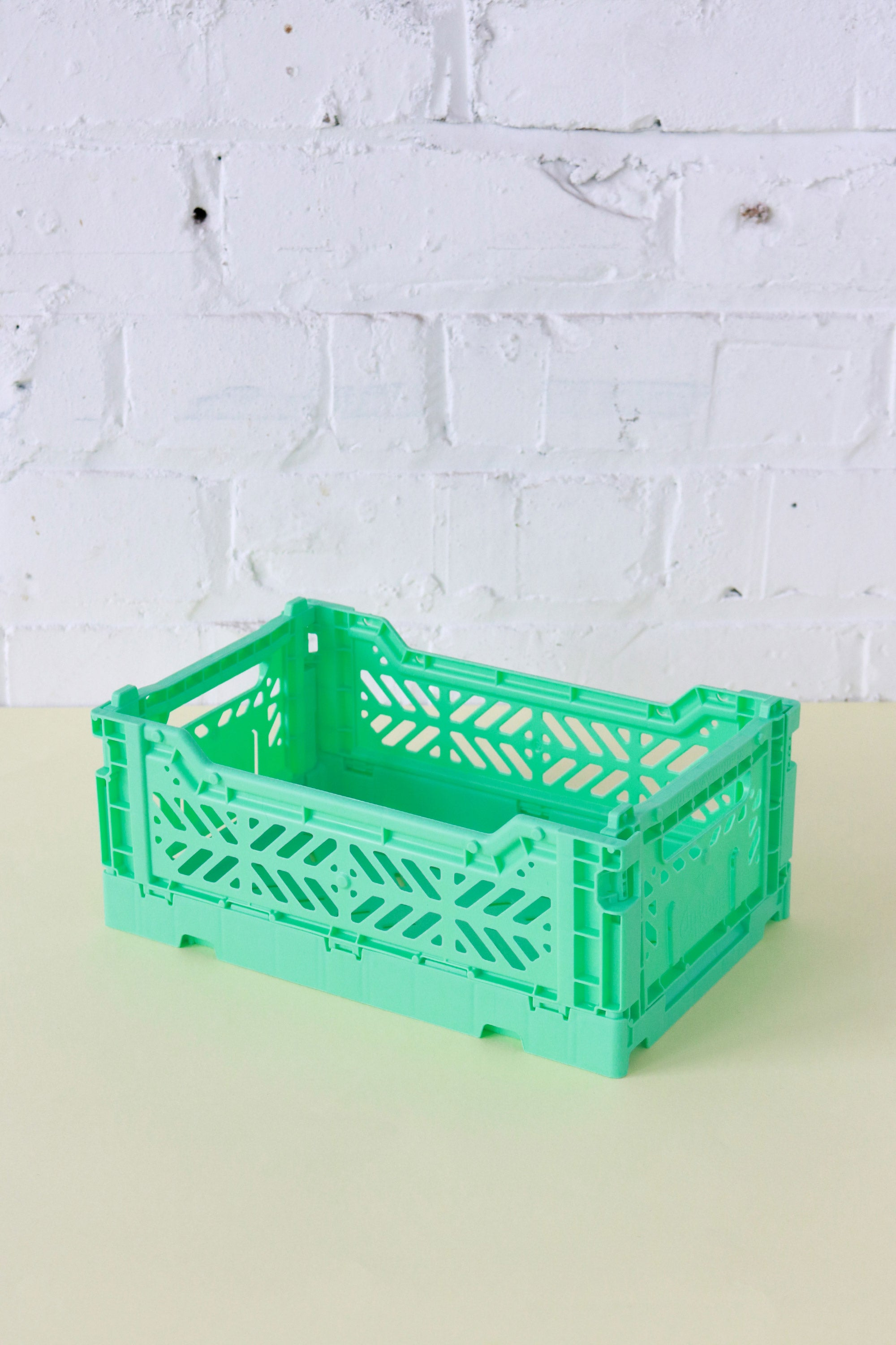 Mini Crate in Mint