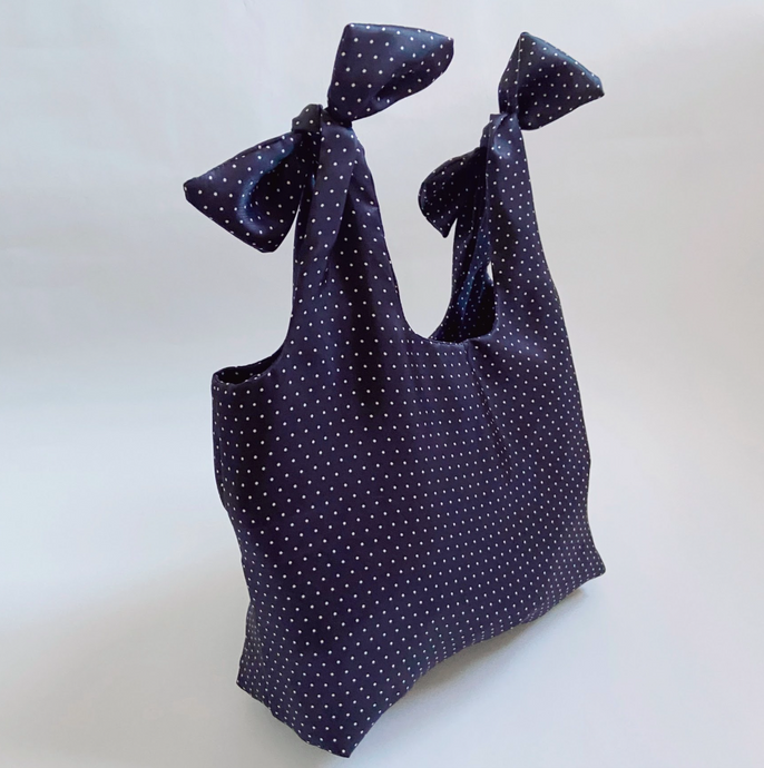 THIRTY NINE STUDIO | NINETY | Polka Tie Shopper
