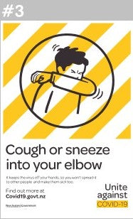 Cough or Sneeze - Covid19 #3