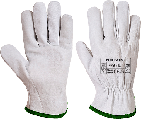 Grey | Classic Driver Glove | The Safety Warehouse - Online Mega Store.