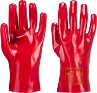 Red | Welders Gauntlet | The Safety Warehouse - Online Mega Store.