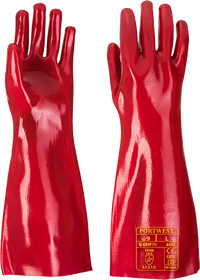 Red | Tig Welders Gauntlet | The Safety Warehouse - Online Mega Store.