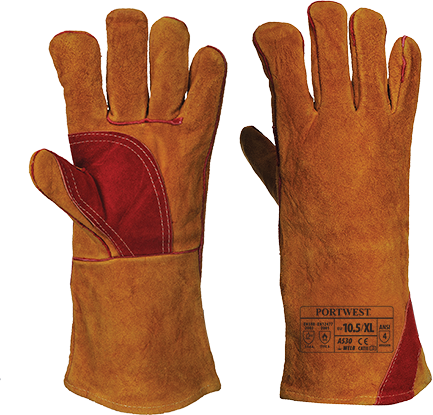 Brown | LR Cut PU Palm Glove | The Safety Warehouse - Online Mega Store.