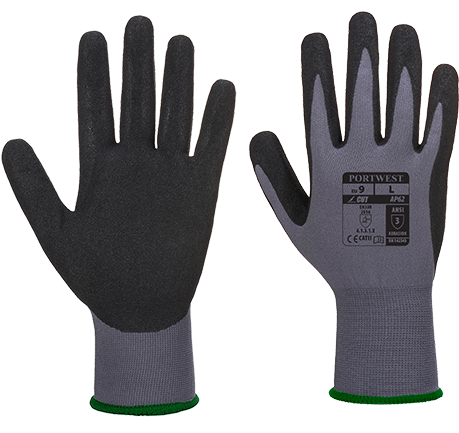 Grey/Black | Liquid Pro Glove | The Safety Warehouse - Online Mega Store.