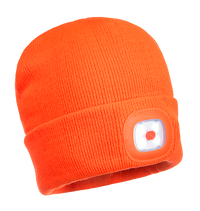 Rechargeable LED Beanie -  B029
