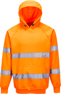 Hi-Vis Hooded Sweatshirt -  B304