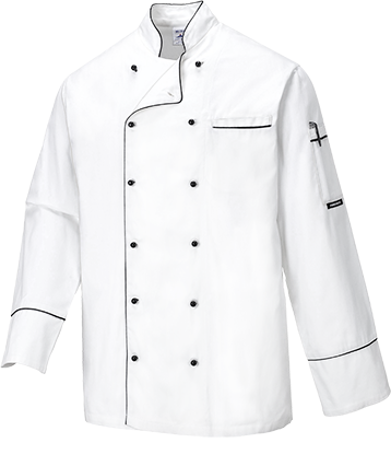 Cambridge Chef Jacket -  C775