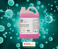 Hand Sanitiser - 5L x 72 Units - Australia Delivery Only.