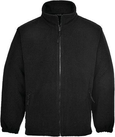Black | Aran Fleece | The Safety Warehouse - Online Mega Store.