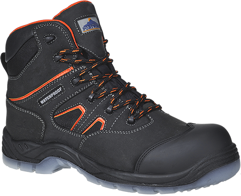 Black | Compositelite All Weather Boot | The Safety Warehouse - Online Mega Store.