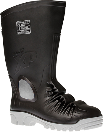 Black | Metatarsal Wellington | The Safety Warehouse - Online Mega Store.