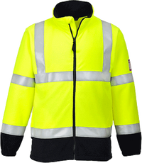 Yellow | Bizflame Antistatic Vest | The Safety Warehouse - Online Mega Store.