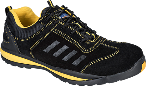 Black | Steelite Lusum Safety Trainer | The Safety Warehouse - Online Mega Store.