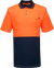 Orange/Navy | Truckie Polo Shirt  Class D | The Safety Warehouse - Online Mega Store.