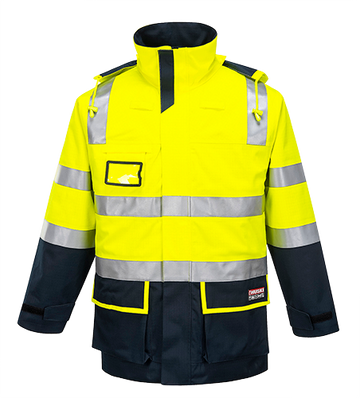 Flash FR Hi-Vis Jacket  D/N -  K8154
