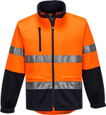 Orange/Navy | Fleece Jumper Texpel  D&N | The Safety Warehouse - Online Mega Store.