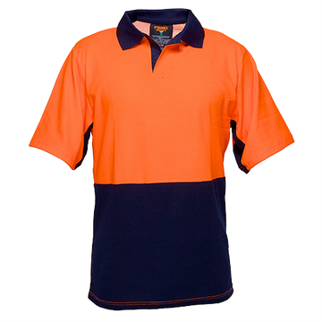 Food Polo Cotton Class D  S/S -  MF210
