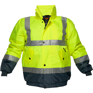 Hi-Vis Flying Jacket  D&N -  MJ204