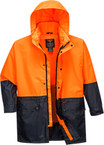 Orange/Navy | 2-Tone Jacket Lite  Class D | The Safety Warehouse - Online Mega Store.
