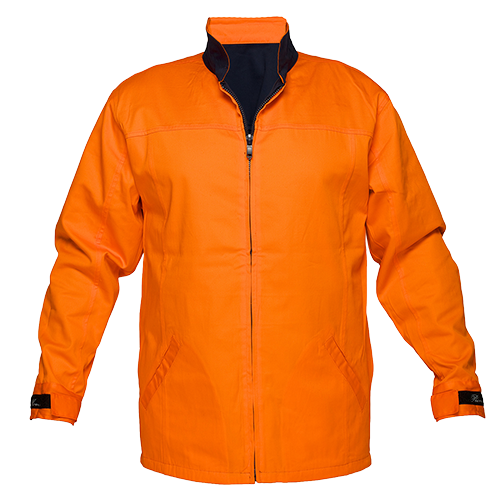 Orange | Texpel Treated Jacket D&N | The Safety Warehouse - Online Mega Store.