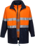Orange/Navy | Cotton 4in1 Jacket  D&N | The Safety Warehouse - Online Mega Store.