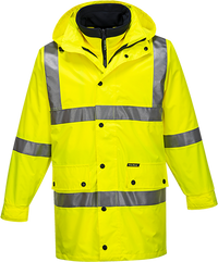 Hi-Vis 4in1 Jacket  D&N -  MJ883