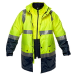 Hi-Vis 3in1 Jacket  D&N -  MJ991