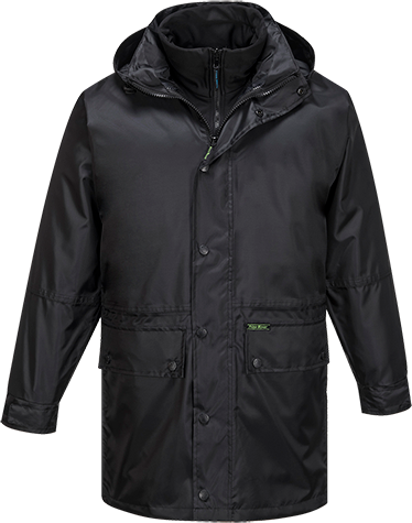 Black | 3in1 Leisure Jacket | The Safety Warehouse - Online Mega Store.