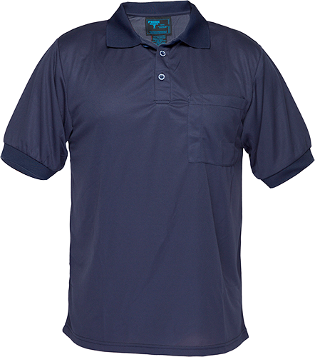 Micro Mesh Polo Shirt  S/S -  MP101