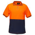 Cotton Backed Polo Class D S/S -  MP210