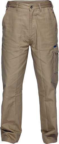 Cotton Cargo Pants -  MP700