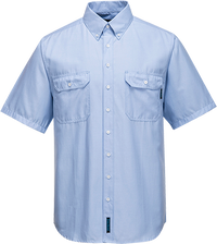 Blue | Chambray Shirt  S/S | The Safety Warehouse - Online Mega Store.