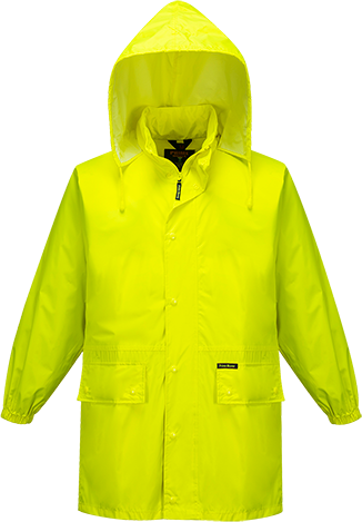 Yellow | Cotton Shirt Open L/S  Class D | The Safety Warehouse - Online Mega Store.