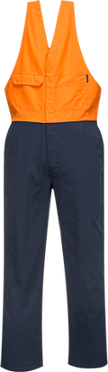 Action Back Coverall  Class D -  MW311