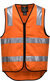 Orange | Cotton Hi-Vis Vest  D&N | The Safety Warehouse - Online Mega Store.