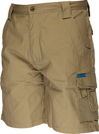 Khaki | Apatchi Cargo Shorts | The Safety Warehouse - Online Mega Store.