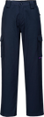 Navy | Flame Retardant Cargo Pants | The Safety Warehouse - Online Mega Store.