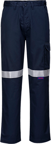 Navy | FR Cargo Pants  Class N | The Safety Warehouse - Online Mega Store.