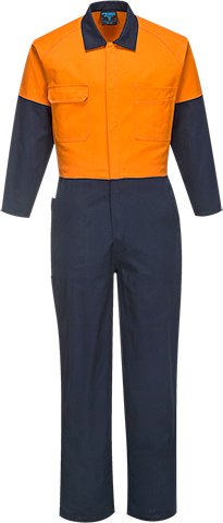 Cotton Coverall  Class D -  MW931