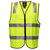 Security Zip Vest  D&N -  MZ108