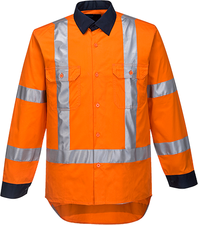 Orange | Kiwi Hi-Vis Work Vest  D/N | The Safety Warehouse - Online Mega Store.
