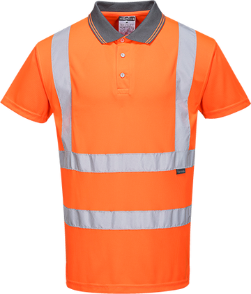 Hi-Vis S/S Polo Shirt RIS -  RT22