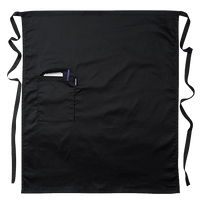 Black | Chefs Apron W36  x H27  | The Safety Warehouse - Online Mega Store.