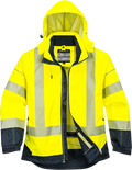 PW3 Hi-Vis Breathable Jacket -  T403