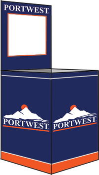 Navy | Portwest Dumpbin Large | The Safety Warehouse - Online Mega Store.