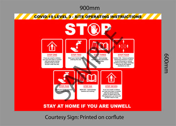 Site Safety Signage Coursey - Level 3 SSSC