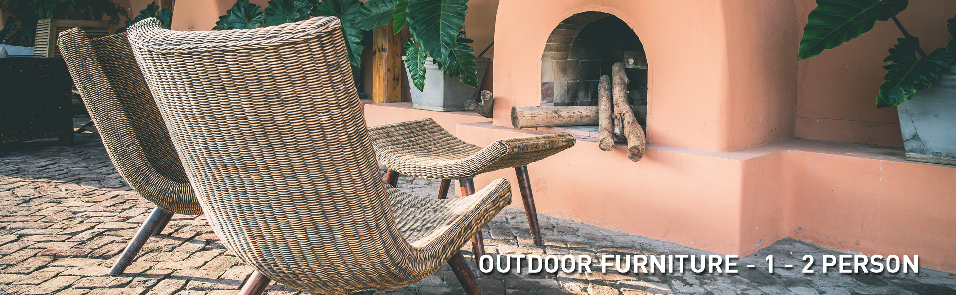 Outdoor Furniture - 1 - 2 Person